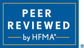 Peer Reviewd by HFMA