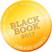 Black Book 2017 Award logo