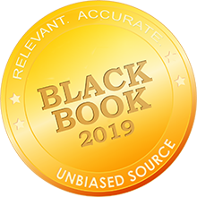Black Book 2019 Award logo